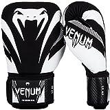 Venum Impact Boxhandschuhe Thai Boxen, Kick Boxing, Schwarz/Weiߟ, 16 oz