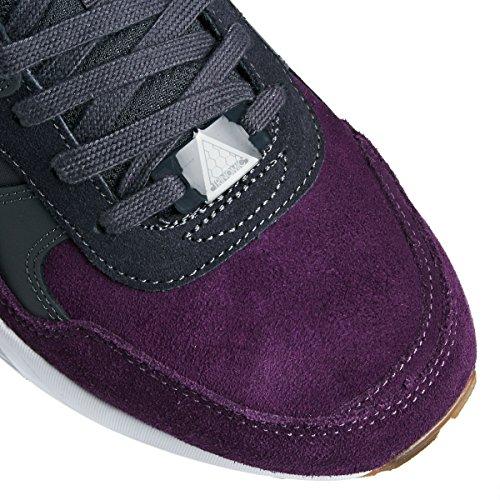 Puma R698 Blocked Donna Sneaker Nero Grigio Bordeaux