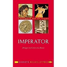 FRE-IMPERATOR (Signets Belles Lettres)