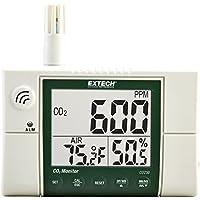 Extech CO230 Monitor de CO2 para calidad del aire en interiores