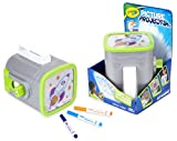 #9: Crayola Picture Projector, Night Light Kids Flashlight,, Ages 5, 6, 7, 8