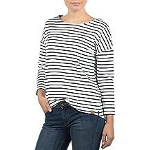 DESIRES Jona Damen Sweatshirt Pullover Sweater U-Boot Ausschnitt NEU mit Etikett
