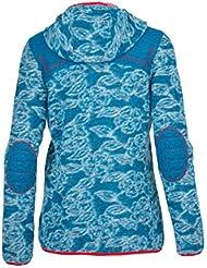 Almgwand 1928irrs Montaña, color azul turquesa/rojo, tamaño 34