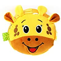 Preisvergleich für Baby-lustiges Spielzeug Baby Lovely Giraffe Soft Hand Rasseln Bell Kinder Baby Funnny Crawlen Bell Ball Spielzeug Geschenk