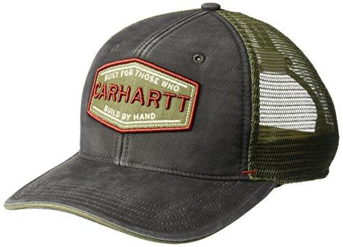 Carhartt herren 103065  Baseballmütze -  schwarz -  Einheitsgröße