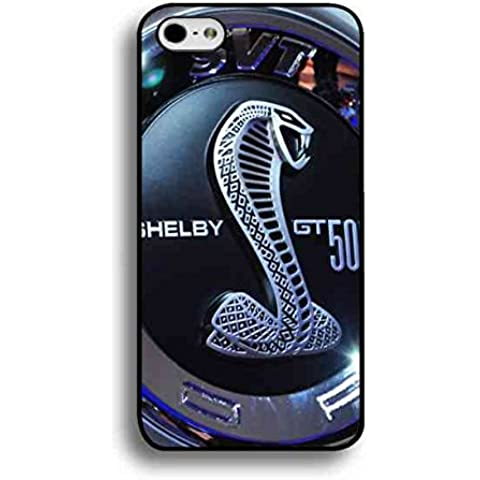 Shelby Mustang funda, Car Brand Shelby gt Carcasa Cover, plástico reforzado iPhone6/Iphone6S TPU Funda, Ford Funda Cover, Shelby iPhone6/Iphone6S