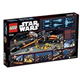 Enlarge toy image: LEGO 75102 Star Wars Poes X-Wing Fighter - school time children learning and fun
