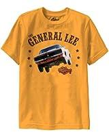 Dukes of Hazzard General Lee Gold T-shirt