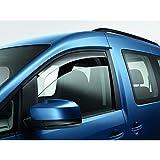 Volkswagen 2K0072193b Puerta deflectores de viento delantero derecha + izquierda ahumado Sombreretes anti-lluvia