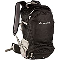 VAUDE SE Bike Alpin 25 Zaino, Unisex, SE Bike Alpin 25, Black, 50 x 27 x 8 cm