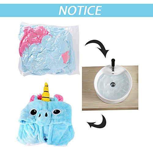 Imagen de kigurumi pijama animal  pijamas de unicornio con capucha para adultos  ropa de dormir y traje de disfraz de animal para festival de carnaval y halloween navidad alternativa