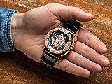 DETOMASO Herren-Armbanduhr Man Machineer Analog Automatik DT-ML102-C - 14