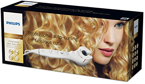 Philips HPS950/00 ProCare Auto Curler Ionic, weiß - 5