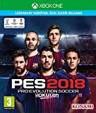 Pro Evolution Soccer PES 2018 - Legendary Edition (Xbox One)