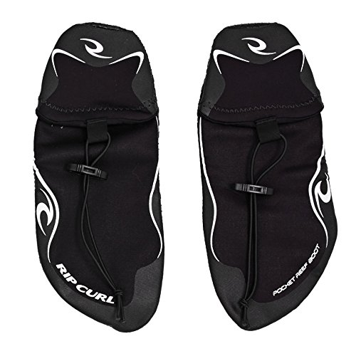 Rip Curl-booties (RIP CURL Pocket Reef Boots 1mm wboxbt Footwear Size - 12)