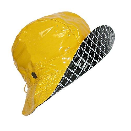 karen-kane-damen-sonnenhut-gelb-gelb-einheitsgrosse-gr-einheitsgrosse-canary-yellow-black