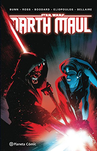 Star Wars Darth Maul (tomo recopilatorio) (Star Wars: Recopilatorios Marvel) por Cullen Bunn