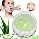 Aloe Vera Gesichtsmaske, Mitesser Maske, Aloe Blackhead Remover Mask, Aloe Peel Off Mask, Aloe Black Head Acne...