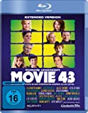 Movie 43 - Extended Version [Blu-ray] -
