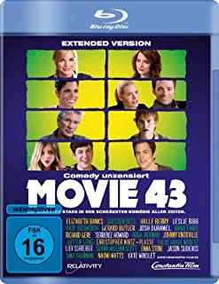 Movie 43 - Extended Version [Blu-ray]