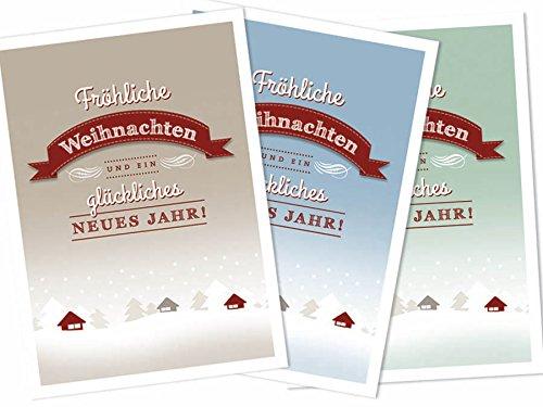 weihnachtskarte-set-15-stuck-3-farben-retro-design-grusskarte-frohliche-weihnachten