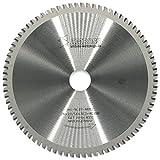 Enclume-HM Lame de scie circulaire multifonction-Ø 216mm x 2mm x 30mm-Dents alternées avec changement de chanfrein (80dents)-Convient pour de nombreux matériaux