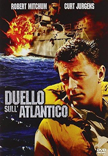 Duell im Atlantik (EU-Import mit deutschem Originalton) (Dvd-duell)