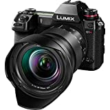Panasonic Lumix S1R + S 24-105mm F4 MACRO O.I.S. MILC 47,3 MP CMOS 6000 x 4000 Pixel Nero