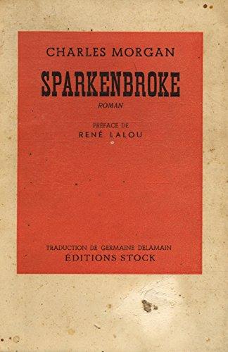 Sparkenbroke / Morgan, Charles / Rf22354