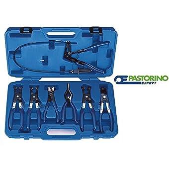 Série de pince pour colliers de serrage à 046PaSTORINO expert e200501
