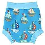 IPOTCH Pantalones Cortos de Niños Traje de Baño Accesorio de Regalo de Mesa Comedor Viaje - Navegación, 12-18M