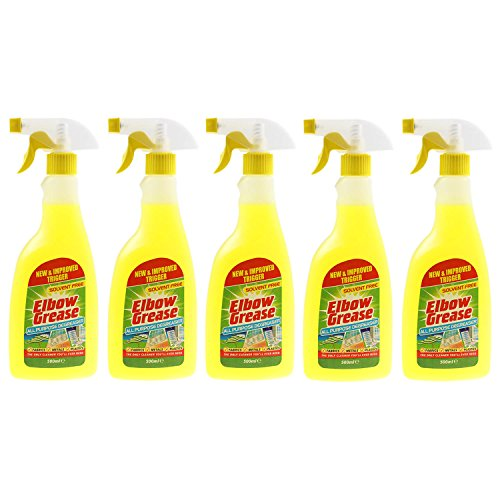 elbow-grease-5x500ml-all-purpose-kitchen-laundry-household-degreaser-cleaner-spray