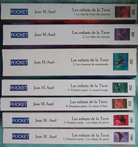 Les Enfants De La Terre Tome 5 Les Refuges De Pierre [Pdf/ePub] eBook