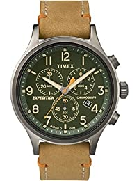 timex watches shop amazon uk mens timex scout chronograph watch