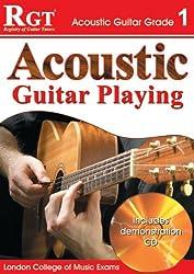 ACOUSTIC GUITAR PLAY - GRADE 1 (RGT Guitar Lessons)