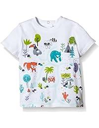 Catimini Chngu-Spirit Graphic G/N, T-Shirt Bébé Garçon