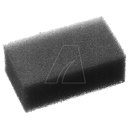 Filtro de espuma. Apto para Poulan Micro 25länge [mm]: 66,68breite [mm]: 38,1höhe [mm]: 25,4exterior de diámetro [mm]: Interior De Diámetro [mm]: manguera de diámetro [mm]: Rosca: conexiones: unidades de cada VE: de número: conductora Número: GVM de información: