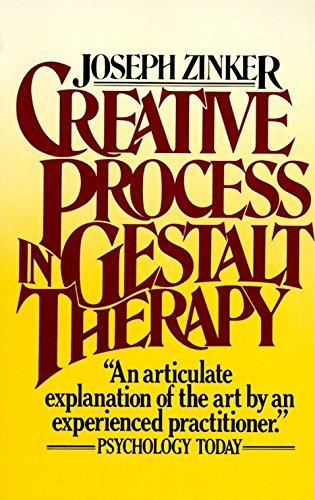 Creative Process Gestalt Therapy por Joseph Zinker