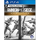 Tom Clancy's Rainbow Six Siege - Gold Edition - PlayStation 4 by Ubisoft