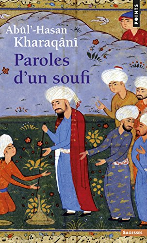 Paroles d'un soufi
