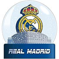 REAL MADRID Bola de nieve 10 cm