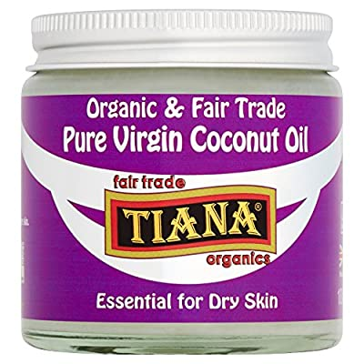 (4 PACK) - Tiana Pure Virgin Coconut Oil| 100 ml |4 PACK - SUPER SAVER - SAVE MONEY