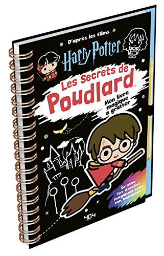 Harry Potter - Les secrets de Poudlard
