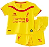 Warrior Kid's July Away Kit