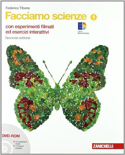 Facciamo scienze. Per la Scuola media. Con DVD-ROM. Con espansione online: 1