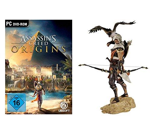 Assassin's Creed Origins - [PC] + Bayek Figur (32cm) Assasins Creed-pc-spiel
