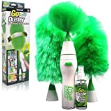 ad fresh Motorized Electric Go Duster Wet And Dry Duster Set