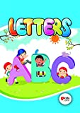 Letters ABC's for kindergarteners: Letters Of The Alphabet, for Preschool age, Kindergarten & Beginner Readers (English Edition)