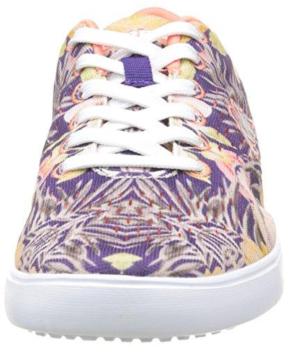 Kappa Dem 3, Baskets Basses femme Violet (Violet)