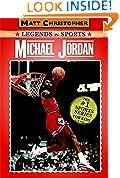 #5: Michael Jordan (Matt Christopher Legends in Sports)
